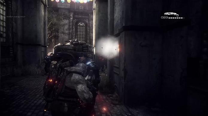 Gears of War remasterizado será uma das novidades da Microsoft (Foto: Reprodução/Gamepur)