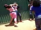 Mãe bate em colega da filha durante briga em escola de Cidade Ocidental