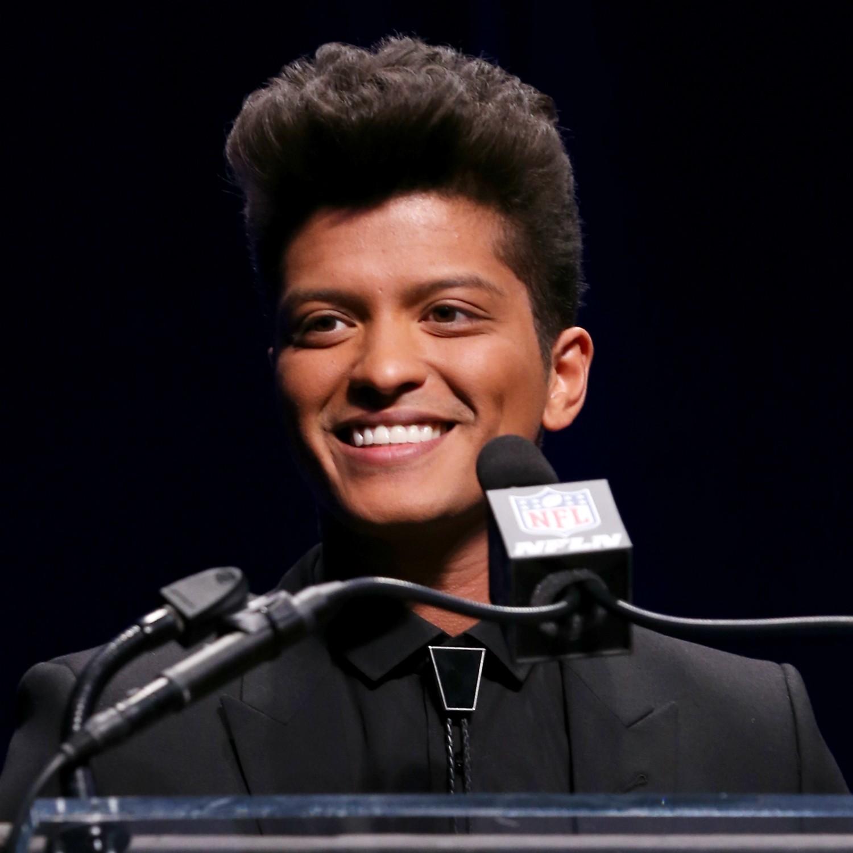 Peter Gene Hernandez Bayot virou o cantor Bruno Mars. (Foto: Getty Images)