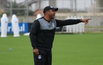 Ex-técnico do Grêmio, Roger é aliado do Galo, mesmo sem comandar o time