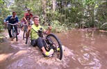 Sobre Rodas: Fernando Fernandes participa de rali de bicicleta na Amazônia