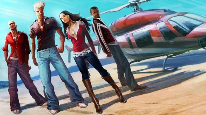 Um dos conceitos de Black 2 seria um jogo de tiro cooperativo com nova história (Foto: Unseen 64)