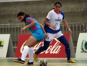 Alexssandra Pereira Futsal feminino jogos escolares da juventude (Foto:  Bruno Miani/Inovafoto/COB)