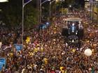 BaianaSystem puxa coro 'Fora, Temer' e causa polêmica no carnaval da BA