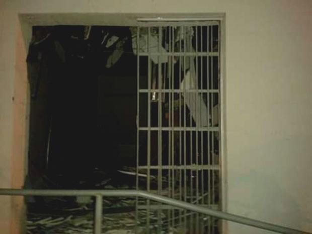 Crime aconteceu na madrugada desta quinta-feira (25) no RN (Foto: Divulgação/PM)
