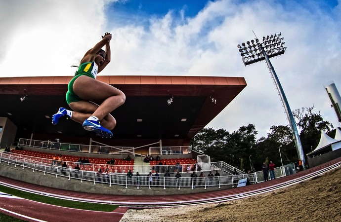 Silvania Costa recorde mundial salto paralímpico (Foto: Marcio Rodrigues/CPB/MPIX)