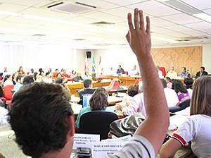 Conselho da UFPA aprovou cotas para quilombolas, mas ainda votará datas do vestibular. (Foto: Laís Teixeira / UFPA)