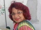 Jornalista Nara Vargas morre vítima de infarto  (Reprodução/Facebook)