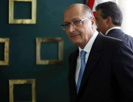 Geraldo Alckmin (Foto: Rodolfo Buhrer / La Imagem/Fotoarena/Folhapress)
