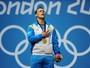 Flagrado no doping, lenda cazaque pode perder ouro obtido em Londres