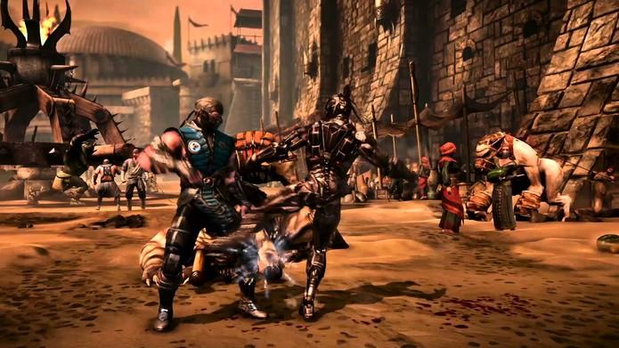 Mortal Kombat XL é edição recheada de extras (Foto: Divulgação/Warner)