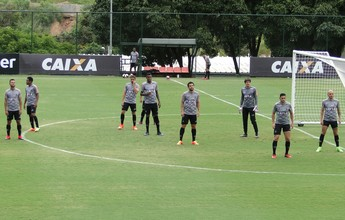 Atlético-MG faz ajustes para encarar maratona; Leonardo Silva é poupado