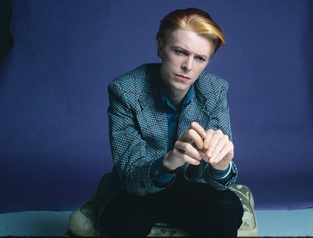 David Bowie, clicado por Steve Schapiro (Foto: Divulgação)