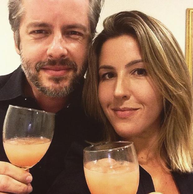 Victor Chaves e a irmã Paula Chaves (Foto: Reprodução/Instagram)