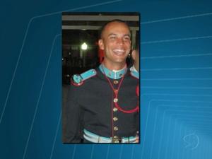 Cadete Anderson Barbosa da Paixão e Silva, que morreu após prova de corrida na Aman (Foto: Reprodução/TV Rio Sul)