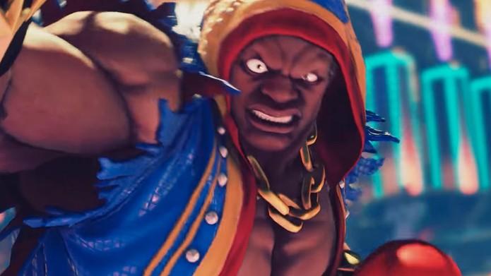 Balrog é o novo lutador revelado de Street Fighter 5 (Foto: Divulgação/Capcom)