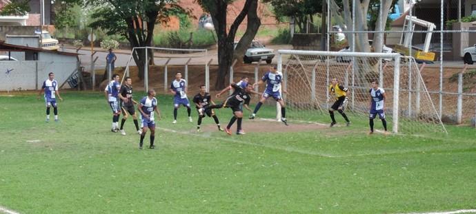 Futebol Amador de Prudente 2013 (Foto: João Paulo Tilio)