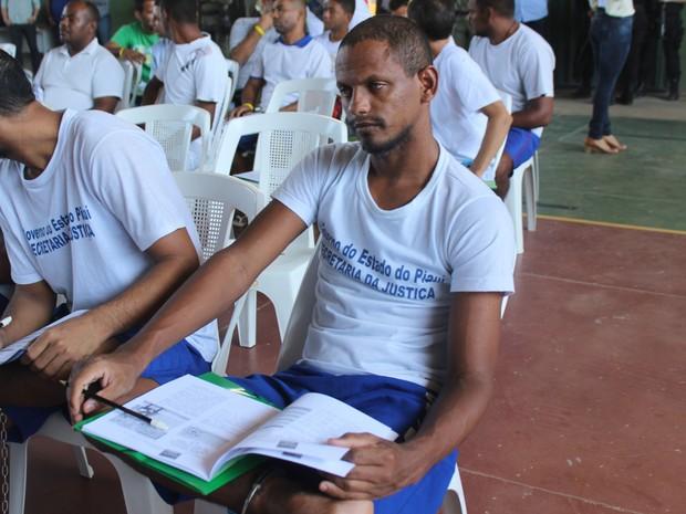 Irmão do goleiro Bruno, Rodrigo Fernandes  (Foto: Ellyo Teixeira/ G1)
