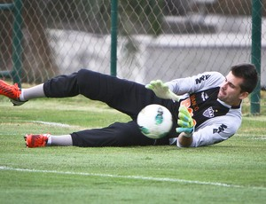 Goleiro Victor, goleiro do Atlético-MG (Foto: Bruno Cantini / Flickr do Atlético-MG)