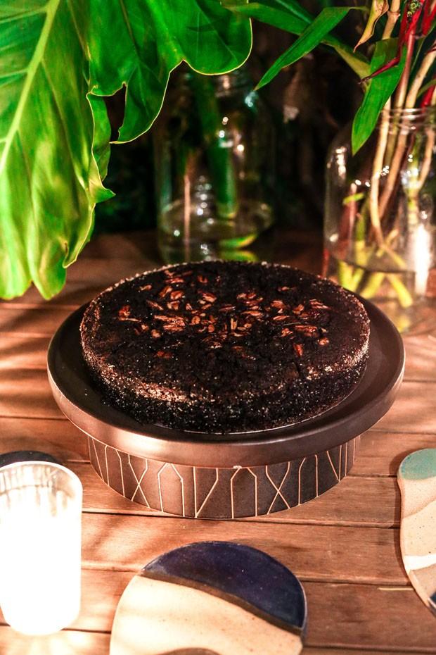 Bolo de chocolate vegano: a receita mais fácil que você já viu (Foto: Divulgação)