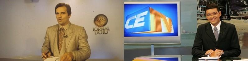 Do Jornal do 10 ao CETV, a história do jornalismo na TV Verdes Mares (Foto: Arquivo SVM)