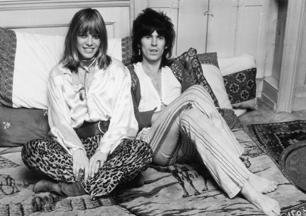 O legado fashion de Anita Pallenberg (Foto: Getty)