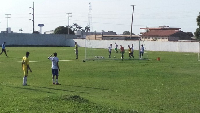 Sub-16 do Real Ariquemes intensifica treinos para o estadual  (Foto: Ronis Silva/ arquivo pessoal )