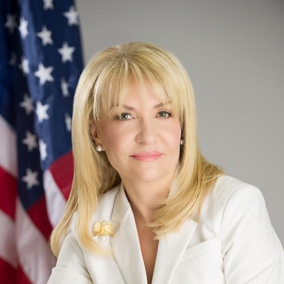 A americana Ludy Green, especialista em violência doméstica (Foto: Divulgação)