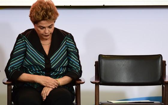 Dilma Roussef (Foto: AFP)