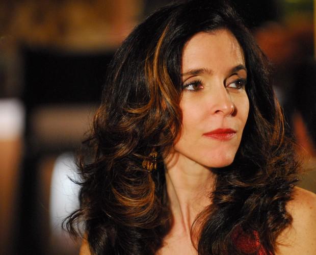 Deborah Evelyn fala de anorexia no Mais Você (Foto: TV Globo / Thiago Prado Neris)