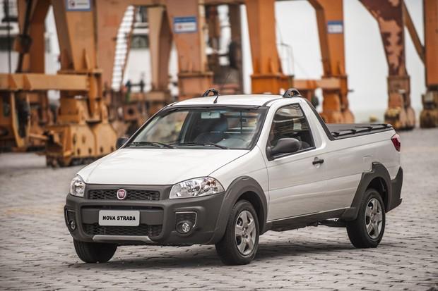 Fiat Strada Working (Foto: Divulgação)