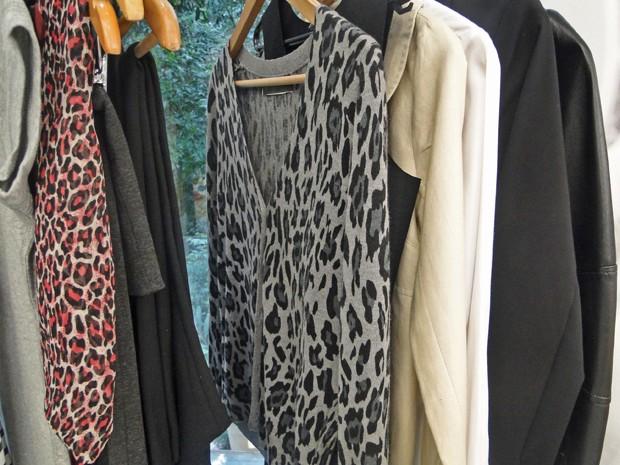 Saiba organizar seu guarda-roupa para facilitar na hora de escolher seu visual (Foto: Mais Você / TV Globo)