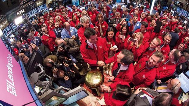 Dinheiro;Finanças;Fintechs;Lending Club (Foto: Bloomberg/ Getty Images)