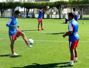 Fortaleza, treino, Crac (Foto: Divulgação/ Site oficial do Fortaleza )