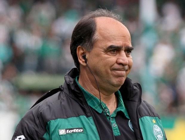 Marcelo Oliveira admite que chance do Coxa terminar no G5 diminuíram