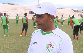 Evandro Guimarães descarta uso de time alternativo no jogo contra o Sport