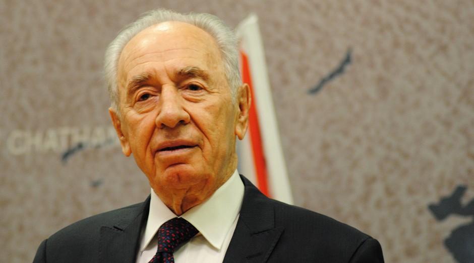 Shimon Peres faleceu aos 93 anos (Foto: Flickr)