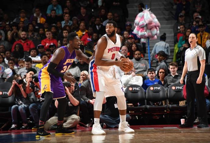 Detroit Pistons vs. Los Angeles Lakers NBA (Foto: Divulgação/NBA)