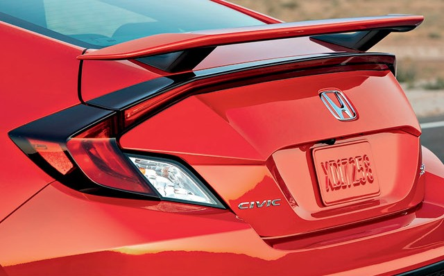 Honda Civic SI (Foto:  )