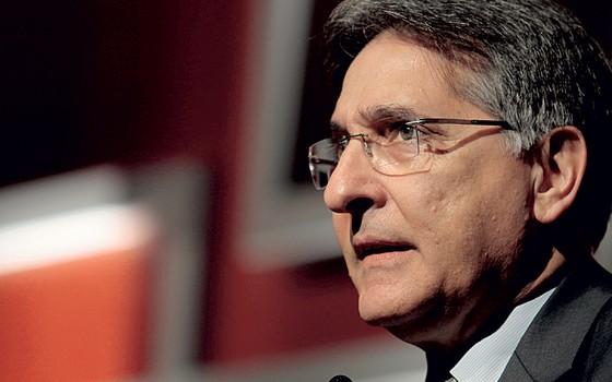Fernando Pimentel,Governador do Estado de Minas Gerais (Foto: Vanessa Carvalho/NewsFree/LaltinContent/Getty Images))