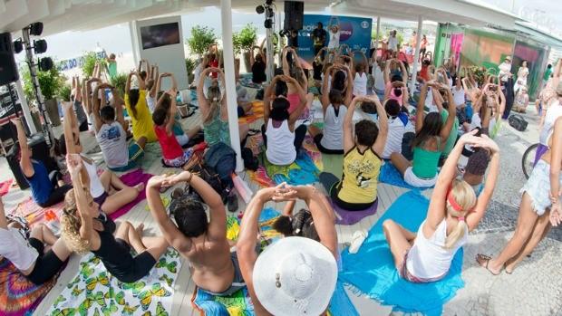 Aulas de bem-estar (Foto: Divulgação)