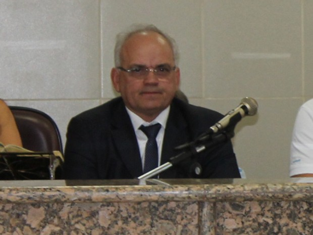 Chefe da Casa Militar, coronel Mario Cavalvanti (Foto: Amanda Franco/ G1)