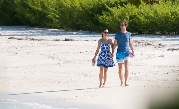 Pippa Middleton e James Matthews (Foto: The Grosby Group)