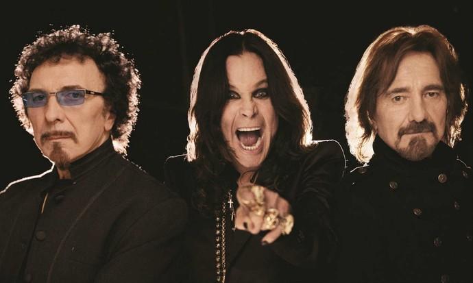 Black Sabbath volta ao Brasil após três anos (Foto: Divulgação)