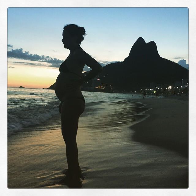 Carolina Ferraz (Foto: Reprodução/Instagram)