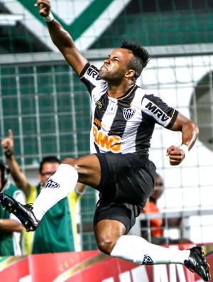 Fernandinho comemoração jogo Atlético-MG x Internacional (Foto:  Bruno Cantini / Site Oficial do Atlético-MG)