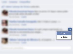 Facebook anuncia edição de comentários (Foto: Reprodução)