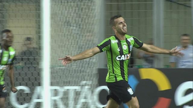 ac90ee31ff América-MG x Palmeiras - Copa do Brasil 2018 - globoesporte.com