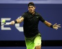 Del Potro se impõe, vence Johnson  e vai à terceira rodada do US Open