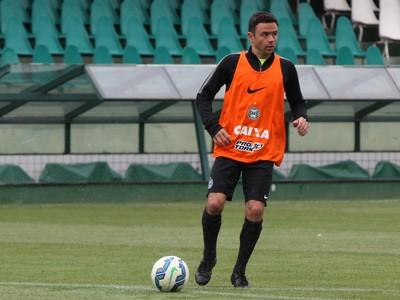 Juan Coritiba (Foto: Divulgação Coritiba)
